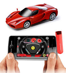 toy ferrari thumbsup smart control ferrari enzo amazon co uk toys u0026 games
