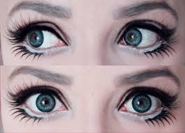 colored contacts for halloween buy royal vision fancy blue colour contact lens eyecandys