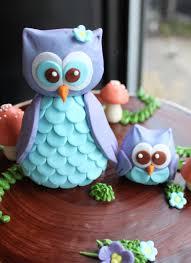 woodland owl baby shower cake whipped bakeshop