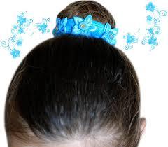 hair elastic hair elastic band rhythmic gymnastics cosmetics