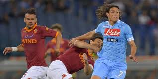 Pertandingan AS Roma vs Napoli