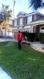 fertilization and lawn care liberty lawn and pest services