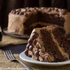 malted chocolate stout cake weekdaysupper dizzy busy and hungry