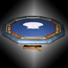 Custom Poker Tables Regal Decagon Custom Poker Tables Poker Tables Custom Poker