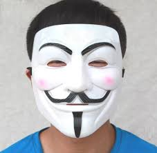 szs party masks anonymous v for vendetta guy fawkes fancy