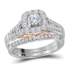 engagement rings sale images 14kt white gold womens round diamond bellissimo halo bridal jpg