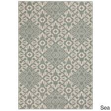 Area Rug Aqua Blue 5x8 6x9 Rugs For Less Overstock