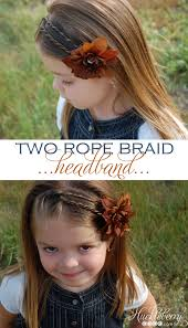 braid headband two rope braid headband huckleberry