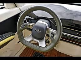 kia steering wheel 2011 kia kv7 concept car steering wheel 1920x1440 wallpaper