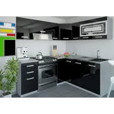 cuisine equipee en l acheter une cuisine équipée pas cher cuisine en image