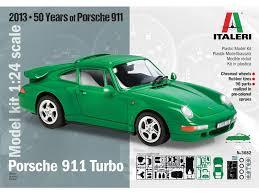 porsche 911 model kit italeri 1 24 porsche 911 turbo 3682 from emodels model hobby