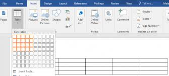 header templates for word how to create table templates in microsoft word