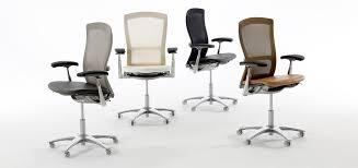 fauteuil bureau knoll chaise de bureau contemporaine ergonomique réglable
