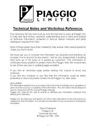 231991663 piaggio service kopie pdf ignition system rectifier