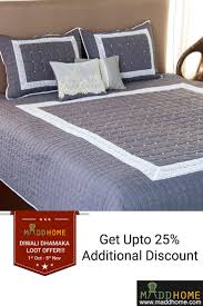 Grey Quilted Bedspread 99 Best Bedsheets U0026 Bedspreads Online Images On Pinterest