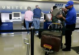 united airlines baggage fee international united airlines to limit carry on bag change seating policy money