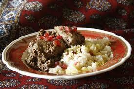 recette cuisine iranienne khoresh e fesenjān recette de retour d cake