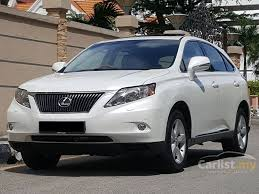 lexus rx350 2010 lexus rx350 2010 3 5 in penang automatic suv white for rm 145 000