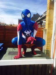 spiderman mask halloween amazing captain america spiderman costume halloween 16081203