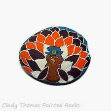 painting rock animals nativity sets more thanksgiving