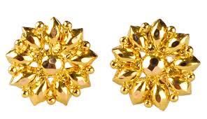 kerala earrings purabi er 8989 13 calcutta design earrings