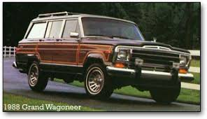 1989 jeep mpg 1987 1988 and 1989 jeeps wrangler wagoneer and