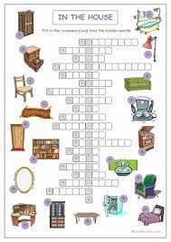 Is Floor Plan One Word 200 Free Esl Word Puzzle Worksheets