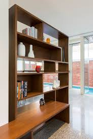 shelf dividers in living room contemporary with bookcase room