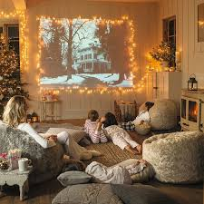 Simple Ideas For A Cosy Christmas Living Room - Cosy living room designs