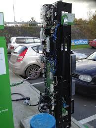 nissan leaf fast charger ev charging u2013 irish ev owners association