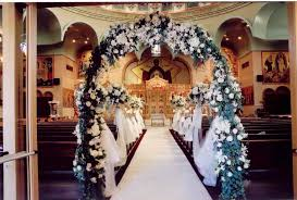 wedding arches chicago church wedding arch ideas maura co wedding ceremony altar