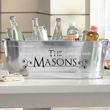 Oval Party Beverage Tub by List Manufacturers Of Galvanized Tub India Buy Galvanized Tub