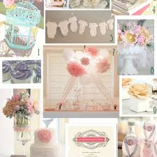 vintage baby shower decorations vintage baby boy shower decoration ideas pink christening