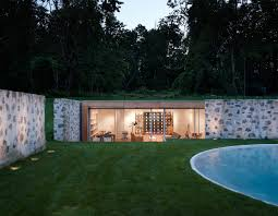 Mid Century Modern Homes For Sale by Look Inside A 12m Philip Johnson Designed New Canaan Home