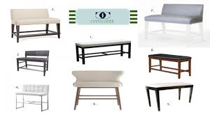 bench bar stools dual seat counter bench bar stool bench kitchen