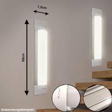 Esszimmer Leuchten 2er Set Led Wand Leuchten Esszimmer Flur Lampen Treppen Strahler