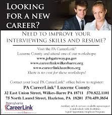 Job Gateway Resume by Looking For A New Career Job In Wilkes Barre Pa 18701 Pa