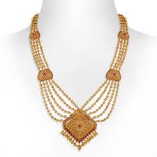 gold rani haar sets necklace rani haar necklace set