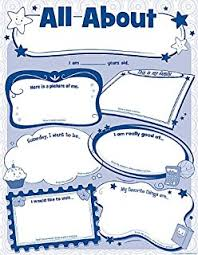 amazon com instant personal poster sets read all about me 30