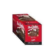 mrs fields brownies risena rakuten white fudge brownie cookie 6 trays 12 2 1z mrs fields