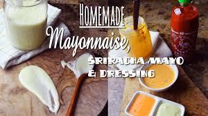 how to make sriracha mayo homemade mayo homemade japanese mayo homemade mayo recipe