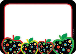apple clipart name pencil and in color apple clipart name