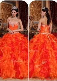 orange quinceanera dresses orange color quinceanera dresses 15 dresses in orange yellow