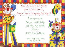 clowns for a birthday party clown birthday invitations ideas bagvania free printable