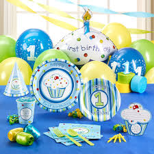 1st birthday party supplies party supplies for 1st boy birthday nisartmacka