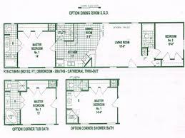 1 bedroom trailer single wide mobile home floor plans home design ideas and pictures