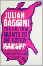to be the pig that wants to be eaten and ninety nine other thought