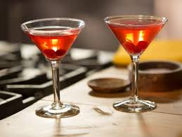 cranberry sparkling martini recipe bobby flay food network