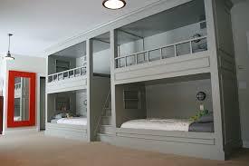 HOLLYWOOD CAPE COD Builtin Bunk Beds - Dreams bunk beds