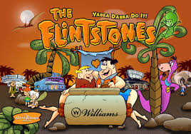 the flintstones the flintstones alternate translite 2 the flintstones williams